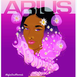 The artwork for Arius' EP, <em>Pandora's Box</em>.